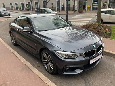 occasion BMW 435 SERIE 4 COUPE F32 d xDrive 313 ch M Sport A