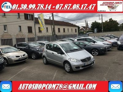 occasion Mercedes A150 ClasseElégance Contact