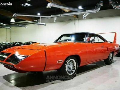 occasion Plymouth Superbird 1970 - V8 440Ci Six Pack - Boite Auto