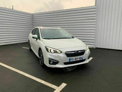 occasion Subaru Impreza 1.6i 114ch Eyesight Luxury