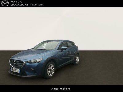 occasion Mazda CX-3 CX32.0 SKYACTIV-G 121ch Elégance Euro6d-T