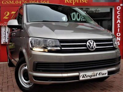 occasion VW Caravelle T62.0 TDI 150CH 9PL BOITE AUTO LONG CHASSIS EURO6