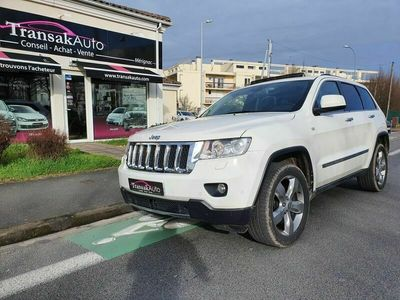 occasion Jeep Grand Cherokee V6 3.0 CRD 250 Overland A