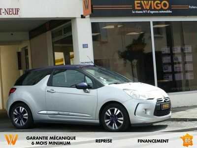 occasion Citroën DS3 Cabriolet e-HDi 90 Airdream So Chic BMP6