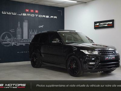 occasion Land Rover Range Rover Sport Mark IV V8 S/C 5.0L Autobiography Dynamic A