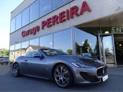 occasion Maserati GranCabrio Sport cabrio