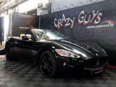 occasion Maserati GranCabrio 4.7 V8 440 BVA