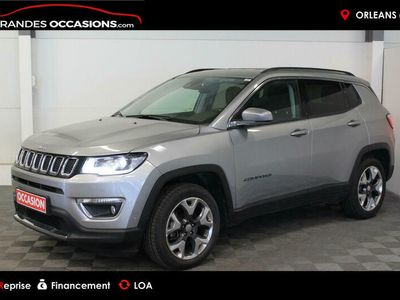 occasion Jeep Compass 1.4 I MultiAir II 140 ch BVM6 Limited