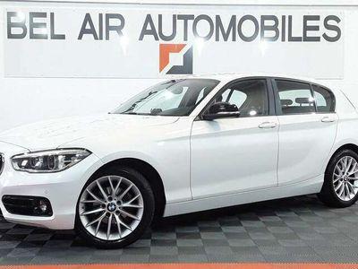 occasion BMW 118 Serie 1 - d - bva - Blanc