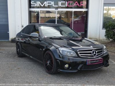 occasion Mercedes C63 AMG CLASSEAMG Avg Pack Performance