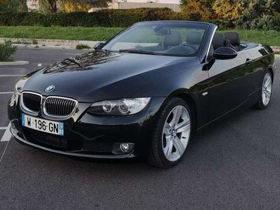 occasion BMW 320 Cabriolet D SERIE 3 CAB E93 Luxe c/neuf peu kms carnet
