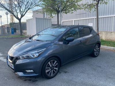 occasion Nissan Micra 2017 IG-T 90 N-Connecta FULL OPTION