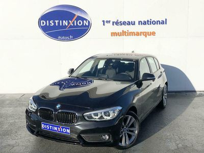 occasion BMW 118 Serie 1136CH BVA PACK GPS
