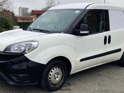 occasion Fiat Doblò Cargo 2016 - Blanc - CTTE Multijet 90 2PLC. HT