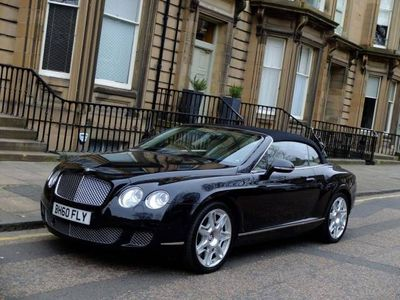 occasion Bentley Continental GTC (2010)