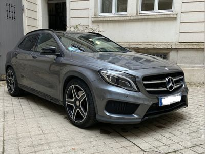 occasion Mercedes GLA220 Classed 4-Matic Activity Edition 7-G DCT A