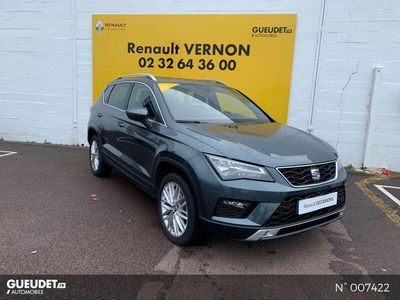 occasion Seat Ateca 1.4 EcoTSI 150 ch ACT Start/Stop DSG7 Xcellence