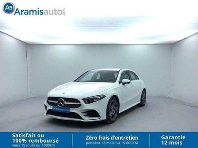 occasion Mercedes 200 Classe A AMG Line +Distronic Surequipéd 8G-DCT
