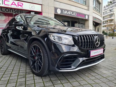 occasion Mercedes S63 AMG CLASSE GLC COUPEAMG 9G 4 Matic