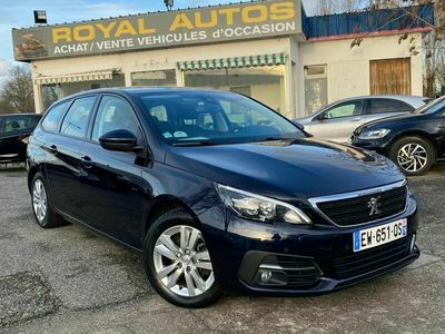 occasion Peugeot 308 SW 1.6 BlueHDi 120ch BV6 Active Business S&S 2018