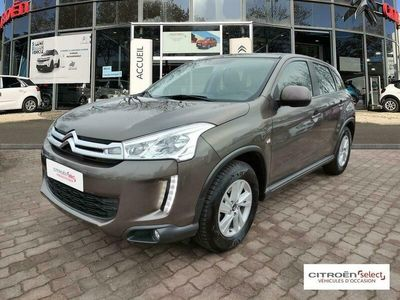 occasion Citroën C4 Aircross 1.6 HDi 4x2 Collection