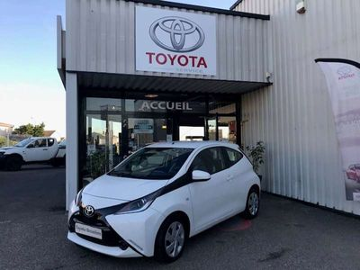 occasion Toyota Aygo 1.0 VVT-i x-shift x-play