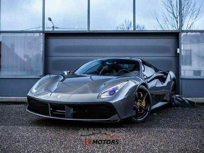 occasion Ferrari 488 GTB V8 3.9 T 670ch Pack Carbon JBL Camera Garantie 12 Mois Clés en Main