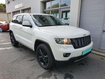occasion Jeep Grand Cherokee 3,0 CRD S-LIMTED 241 CV GPS