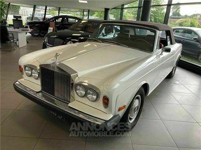 occasion Rolls Royce Corniche A