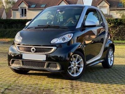 occasion Smart ForTwo Coupé 1.0 71ch mhd Passion Softouch