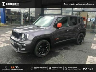 occasion Jeep Renegade 1.0 GSE T3 120ch Longitude MY19 Basket Series