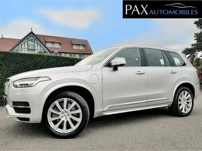 occasion Volvo XC90 II T8 407 Twin Engine Awd Inscription Luxe Geartronic 8 7pl