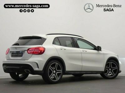occasion Mercedes GLA220 d Fascination