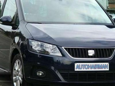 occasion Seat Alhambra 2.0 CR TDi STYLE ADVANCED ÉDITION FULL OPTIONS