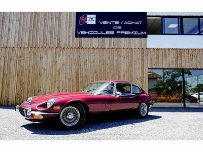 occasion Jaguar E-Type TYPE E 5.3 V12 Boite Manuelle