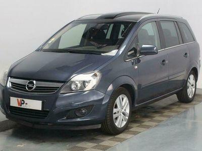occasion Opel Zafira Zafira1.7 CDTI - 125 ch FAP Magnetic