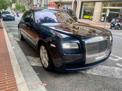 occasion Rolls Royce Ghost V12 6.6
