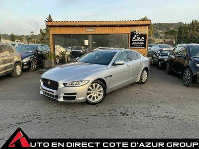 occasion Jaguar XE 2.0D 180CH BUSINESS BVA8