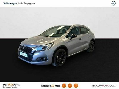 occasion DS Automobiles DS4 Crossback DS4 Crossback BlueHDi 120 S&S EAT6 Connected Chic
