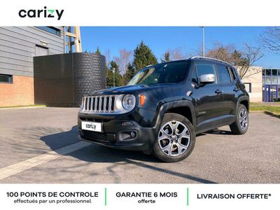 occasion Jeep Renegade Renegade2.0 I MultiJet S&S 140 ch 4x4 Limited Advanced Technologies A