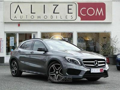 occasion Mercedes GLA220 ClasseD 175 FASCINATION 7G-DCT BVA
