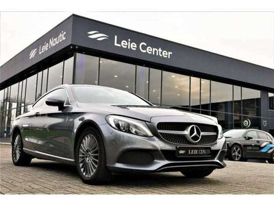 occasion Mercedes C220 Coupe - GPS - LED - Bluetooth - PDC - USB - SD