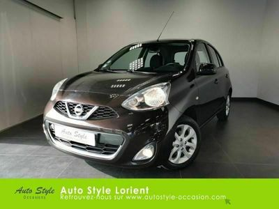 occasion Nissan Micra 1.2 DIG-S 98ch Connect Edition CVT