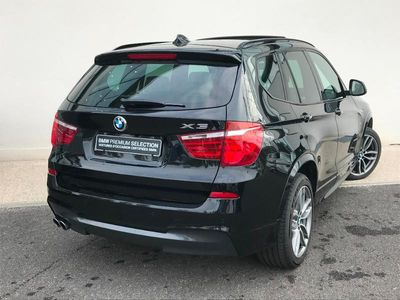 occasion BMW X3 Xdrive30da 258ch M Sport