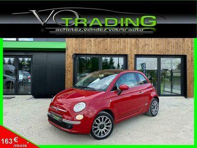 occasion Fiat 500 Lounge Dualogic 0.9 8V 85 ch TwinAir S&S
