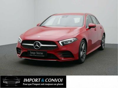 occasion Mercedes A180 AMG Line Navi LED