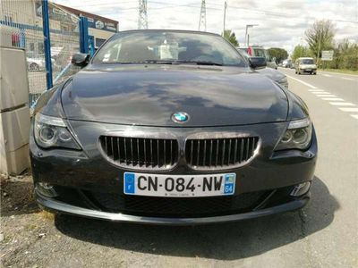 occasion BMW 635 Cabriolet d 286ch Exclusive A