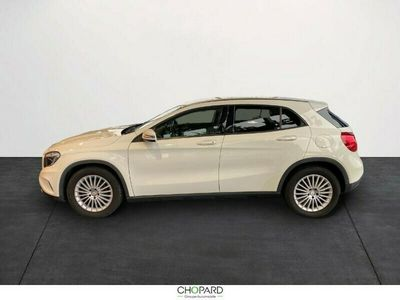 occasion Mercedes GLA180 d Intuition
