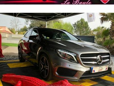 occasion Mercedes GLA220 d bv dct