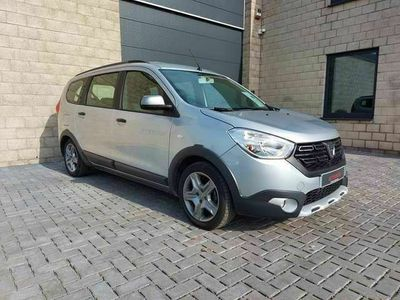 occasion Dacia Lodgy Blue dCi 115 7 places - 20 Stepway